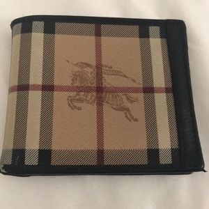 Burrberry Wallet